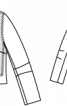 Блузон із хутряними вставками - фото 3