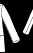 Жакет однобортний з кишенями у горизонтальних швах - фото 3
