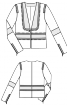 Жакет прямого крою - фото 3
