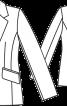 Жакет класичний приталеного крою - фото 2