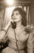 Жакет в стиле new look из Burda Moden 8/1954 - фото 4