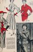 Жакет в стиле new look из Burda Moden 8/1954 - фото 6