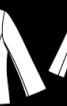 Жакет шкіряний з коміром-стойкою - фото 3