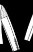 Шкіряний жакет в байкерському стилі - фото 3