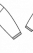Приталений жакет з рукавами 3/4 - фото 3