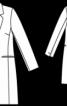 Довгий жакет приталеного силуету - фото 3