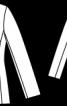 Жакет приталеного крою без коміра - фото 3