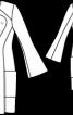 Жакет приталеного силуету - фото 3