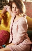 Жакет приталеного крою в стилі Шанель - фото 1