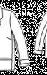 Жакет з рукавами 3/4 - фото 3