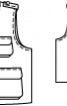 Жилет габардиновий з накладними кишенями - фото 3