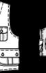 Жилет із накладними кишенями - фото 3