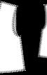 Жилет короткий зі штучного хутра - фото 3