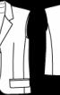 Жилет фланелевий у чоловічому стилі - фото 3