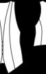 Жилет приталеного силуету з пайєтками - фото 3