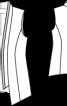 Жилет видовженого силуету - фото 3
