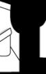 Жилет прямого крою з кишенями - фото 3