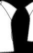 Жилет хутряний з рукавами реглан - фото 3