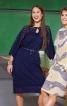 """Сукня із рукавами """"летюча миша"""" - фото 1"""