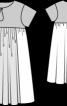 """Сукня """"бебі-долл"""" - фото 3"""