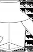 Пуловер з широким суцільнокроєним коміром - фото 3