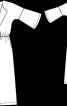 Комбінезон з прямими брючинами - фото 3