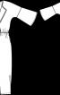 Комбінезон з рукавами-розтрубами - фото 3