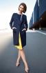 Пальто з накладними кишенями - фото 1