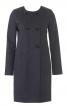Пальто з накладними кишенями - фото 2