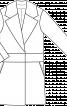 Пальто Н-силуету - фото 3