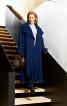 Пальто з рельєфними швами - фото 1