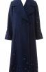 Пальто з рельєфними швами - фото 2
