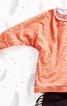 Пуловер із суцільнокроєними рукавами - фото 1