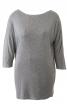 Пуловер з асиметрією - фото 2