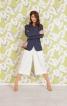 Спідниця-брюки з одворотами - фото 1