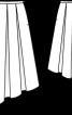 Спідниця в складку - фото 3