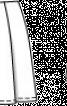 Спідниця-міні з застроченими складками - фото 3