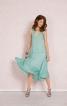 Сукня із заниженою талією без рукавів - фото 1