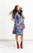 Сукня з широким поясом - фото 1