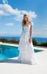 Сукня довга приталена - фото 1