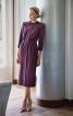 Вінтажна сукня приталеного силуету - фото 1