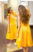 Сукня з бретеллю-петлею - фото 1