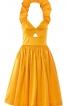 Сукня з бретеллю-петлею - фото 2