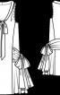 Сукня з клинами годе - фото 3