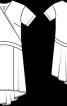 Сукня з запахом у стилі casual - фото 3