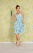 Сукня з оборками - фото 1