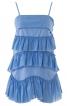 Сукня з фігурними оборками - фото 2