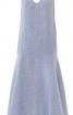 Сукня із заниженою талією і рельєфними швами - фото 2