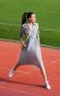 Сукня з рукавами реглан - фото 1
