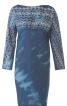 Сукня з суцільнокроєними рукавами - фото 2